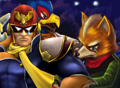Fox and Falcon sad 2