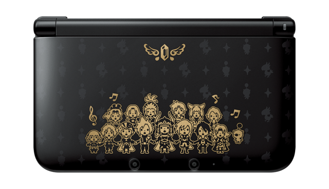 Nintendo 3DS XL Curtain Call