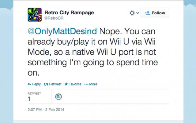 retro city rampage twitter