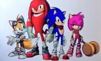 Sonic Boom Concept art