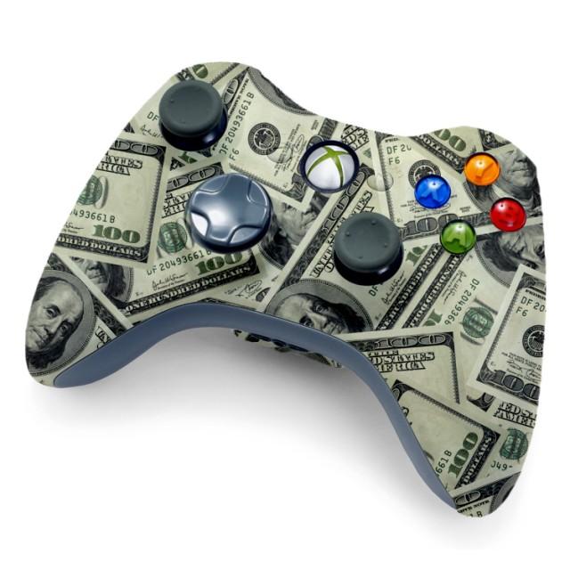 xbox money controller