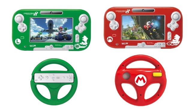 Mario Kart 8 accessories