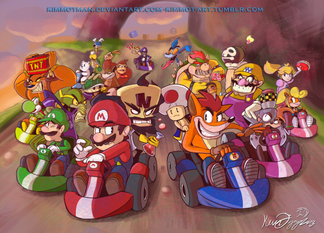 mario_kart_x_crash_team_racing_by_kimmotman-d66d04n
