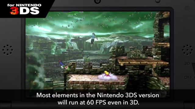 FPS smash bros 3DS