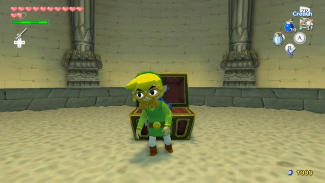 hero mode zelda wind waker