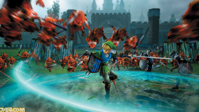 Heres More Info On The Famitsu Hyrule Warriors Character Reveal