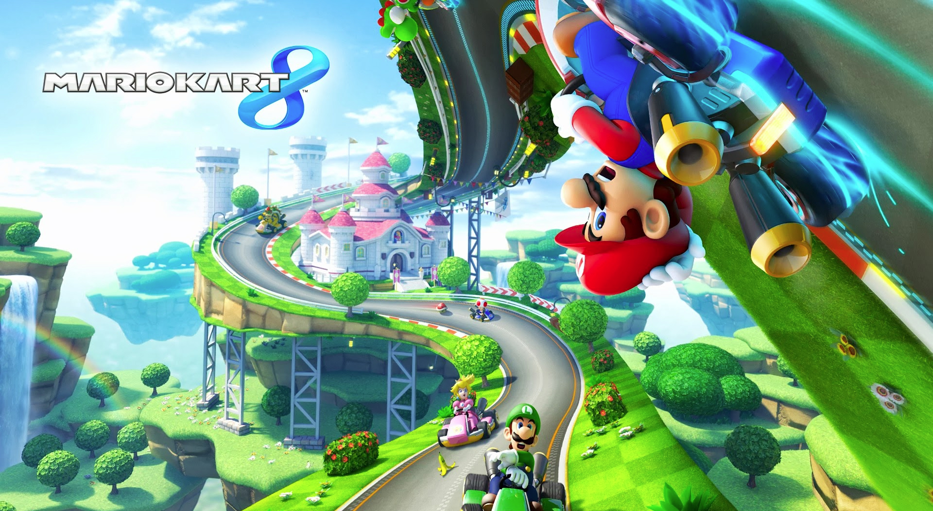 Mario kart 8 for sale - Mario Kart 8 Has Highest Software Attach Rate Than Any Other Game In The Series Nintendotoday