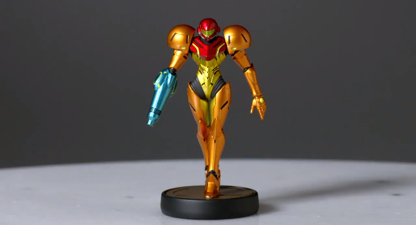Rumor Target Listing Fox And Samus Amiibo As Discontinued