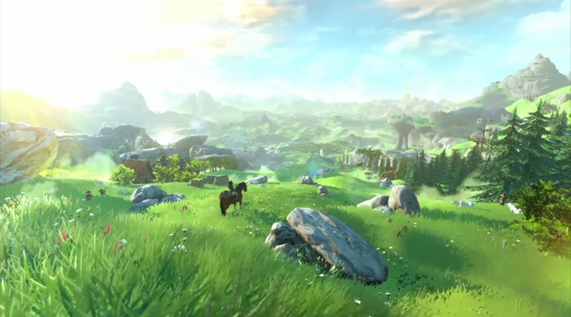 zelda screenshot 3