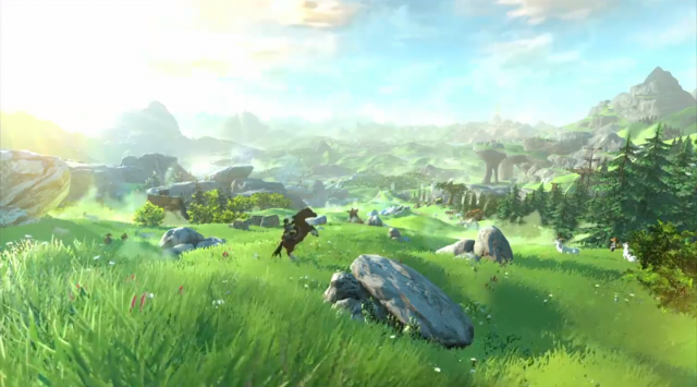 zelda screenshot 4