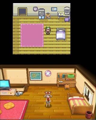 Pokemon Ruby Sapphire comparison 1