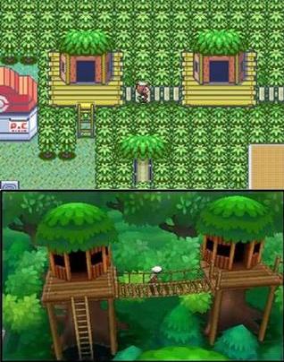 Pokemon Ruby Sapphire comparison 13