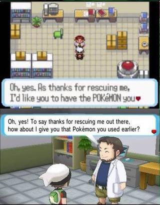 Pokemon Ruby Sapphire comparison 16