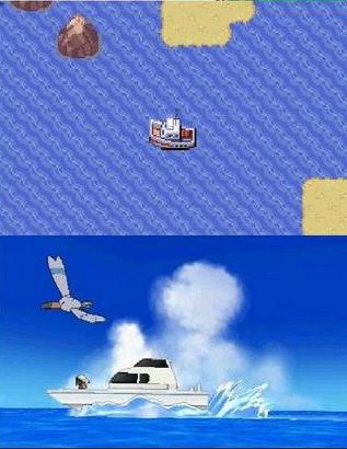 Pokemon Ruby Sapphire comparison 18