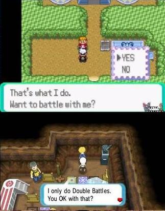Pokemon Ruby Sapphire comparison 31