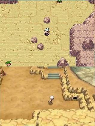 Pokemon Ruby Sapphire comparison 33