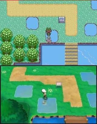 Pokemon Ruby Sapphire comparison 4