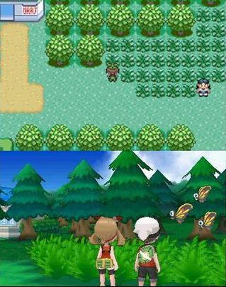 Pokemon Ruby Sapphire comparison 5
