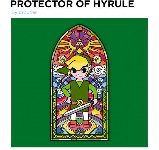link-protector-of-hyrule