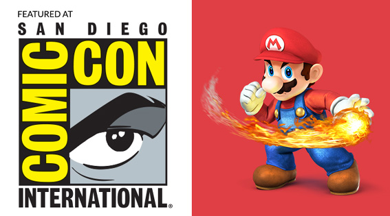 super_smash_bros_comic_con