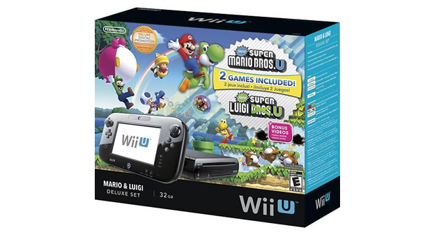 Best Buy has a good deal on a Wii U bundle right now