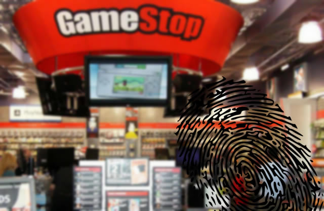 GameStop now wants your fingerprint when trading in games