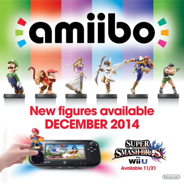 nintendo announces the second wave of amiibo figures nintendotoday