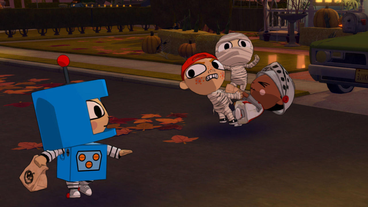 costume quest how to get all costumes