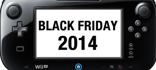 Best black friday deals on wii u