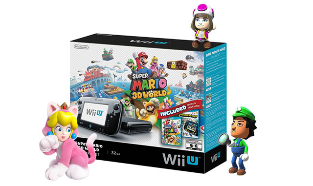 eBay's reveals a couple of Wii U deals on Black Friday