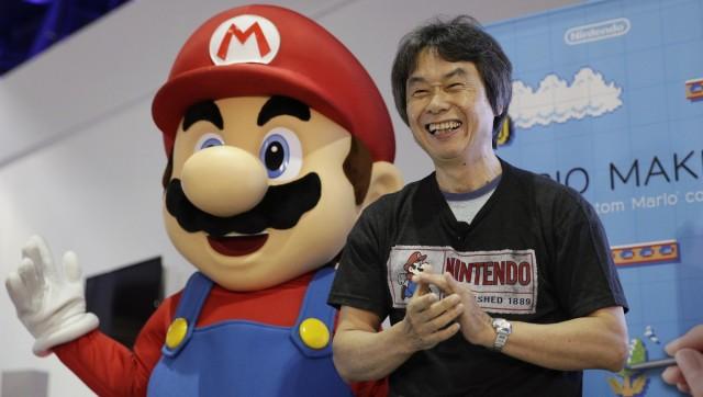 Miyamoto-Mario