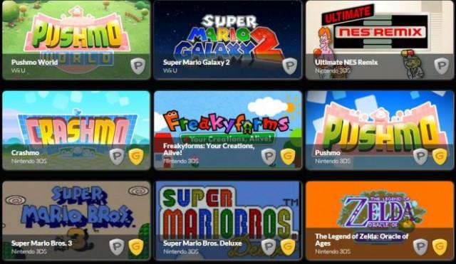 Wii U Downloadable Games : Final gold platinum club nintendo rewards revealed