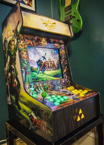 zelda-ocarina-of-time-arcade-cabinet