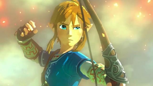 Zelda Wii U E3 2015