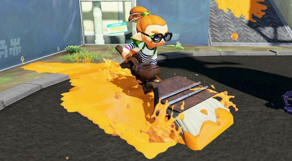 here s a look at the complete patch notes for splatoon s update