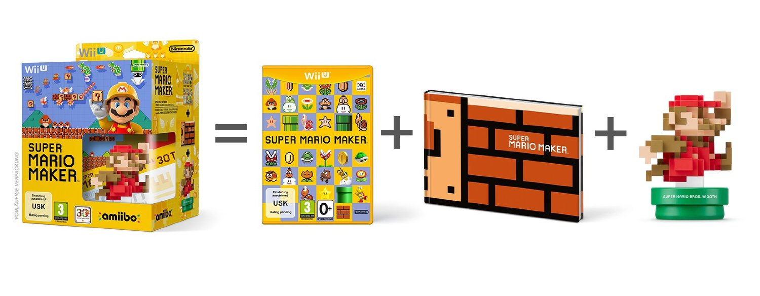 Download the Super Mario Maker artbook for free - NintendoToday
