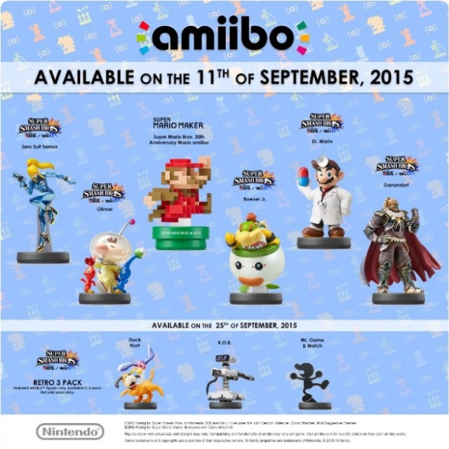 new-amiibo-coming-september