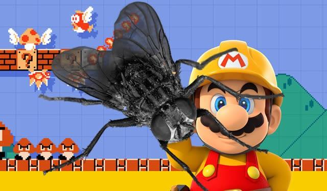 super.mario-maker-fly