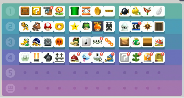 Quick guide to unlocking items in Super Mario Maker - NintendoToday