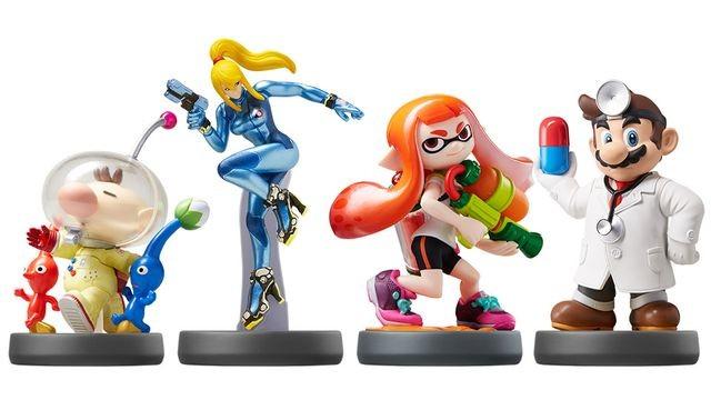 Nintendo sells 800,000 Amiibos in October in the US
