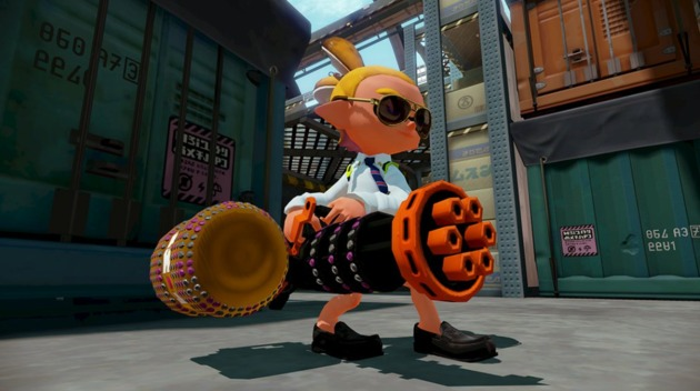 Image result for heavy splatling