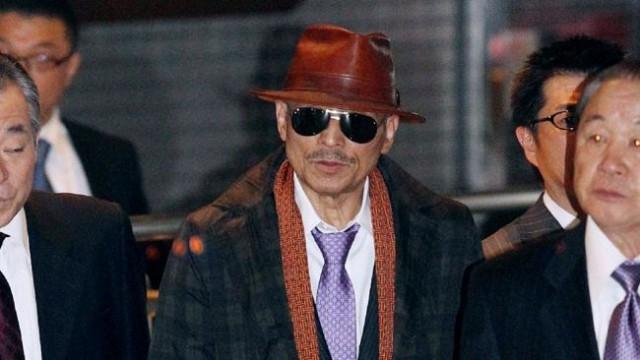 Yakuza Boss