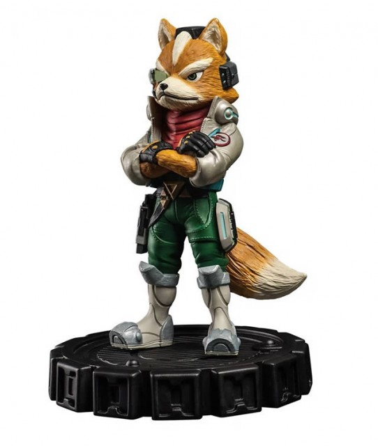 GameStop thinks you'll pay $80 for this Star Fox figure