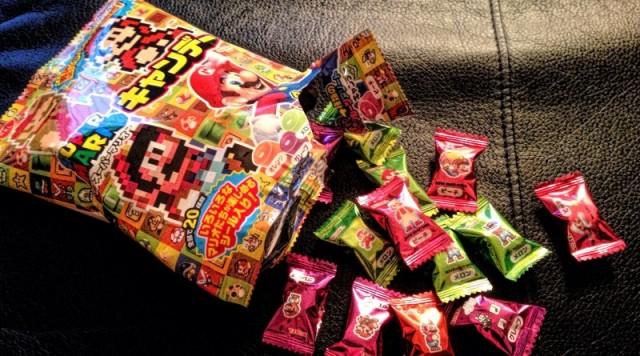 Japan gets Super Mario Maker candy