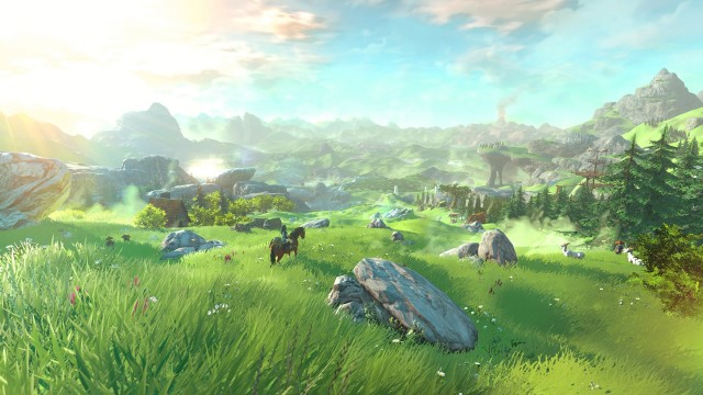 Enjoy these awesome Zelda Wii U wallpapers in 1080p