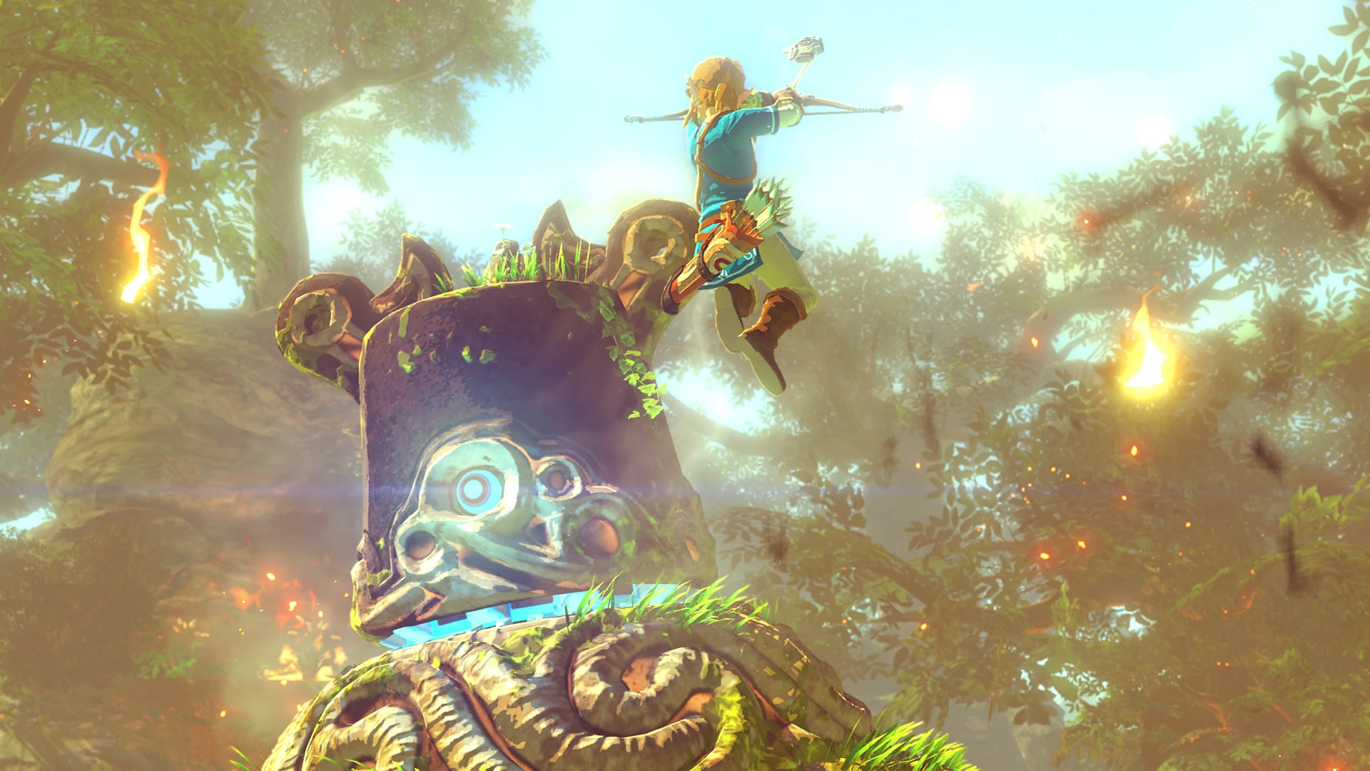 Enjoy These Awesome Zelda Wii U Wallpapers In 1080p Nintendotoday