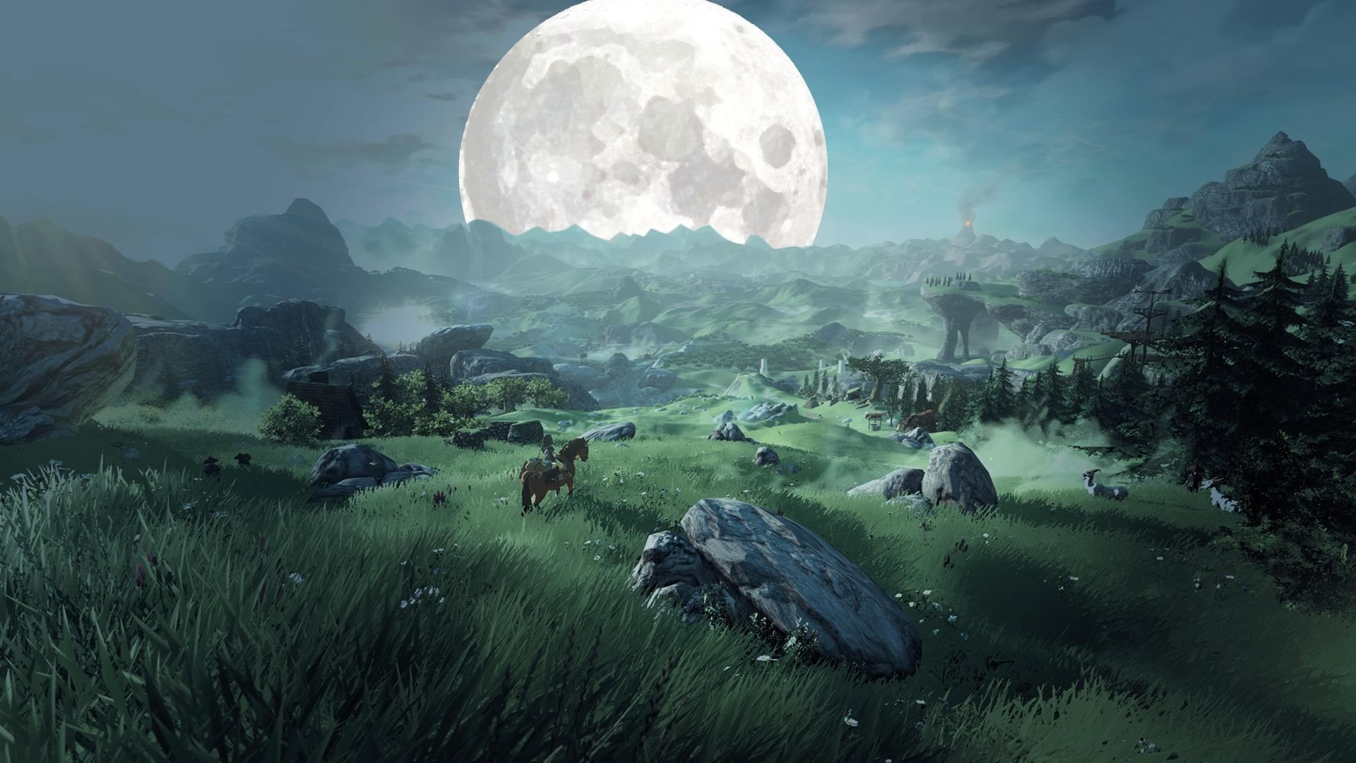 enjoy these awesome zelda wii u wallpapers in 1080p - nintendotoday