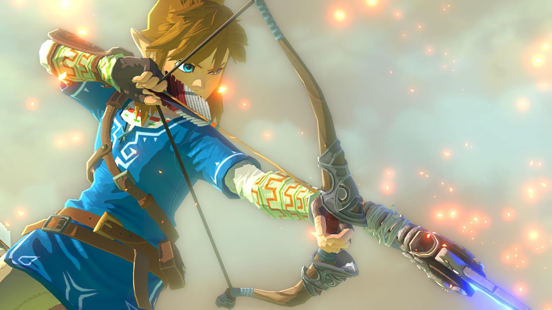 1080p Zelda Wallpaper