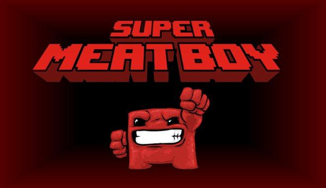 Super Meat Boy Switch