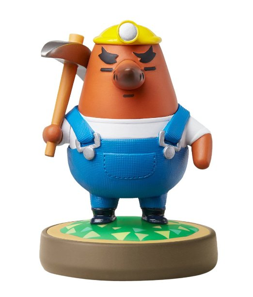 You can get the Mr. Resetti Amiibo for just $7 at Amazon